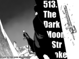 Bleach Chapter 513. The Dark Moon Stroke