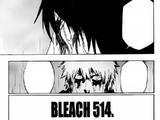 Bleach Chapter 514. BORN IN THE DARK