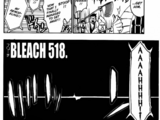 Bleach Chapter 518. The Shooting Star Project (ZERO MIX)