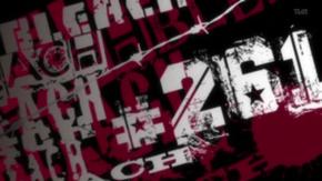 290px-Bleach 261 anime title