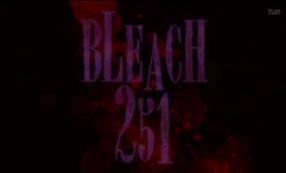 290px-Bleach 251 anime title