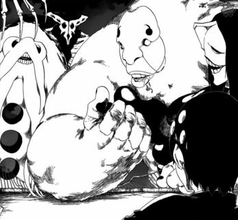 Shino killed