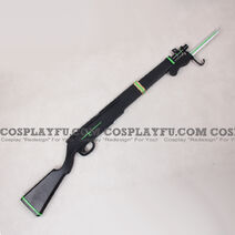 Hakkouji weapon