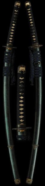 Masaki-papa-fegyó