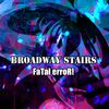Cd cover Broadway stairs2010