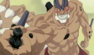 Yammy greift Rukia