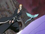 Ichigo&Hitsugaya vs Kusaka