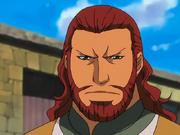 Gō Koga in der Vergangenheit