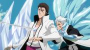 Hitsugaya ersticht Aizen