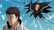Ichigo taucht auf
