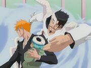Ichigo und Nel vs Dordonii