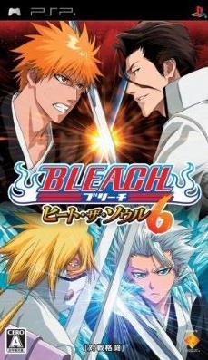 Bleach heat the soul 6