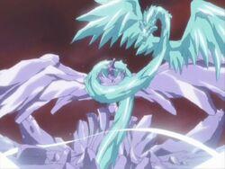 Hyorinmaru Mega Drachen