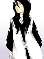 Rukia in Capta haori