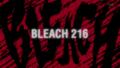 Bleach 216