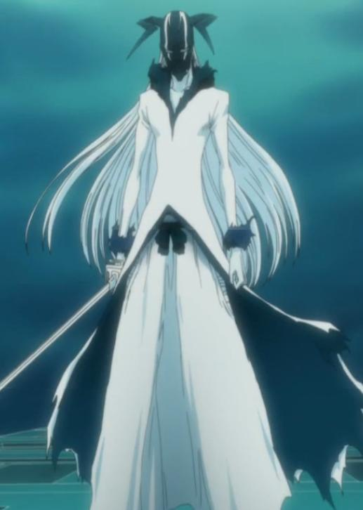 Hollow Ichigos Form Als Ichigo Im Bankaistatus In Der Inneren Welt Trainiert