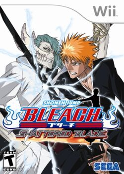 Bleach Shattered Blade