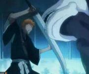Jibakurai vs. Ichigo