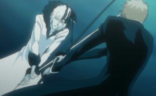 Merged Tensa Zangetsu V Ichigo