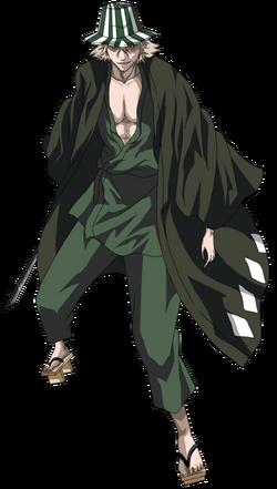 Kisuke Anime