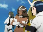 Sunsun, Mila und Apache