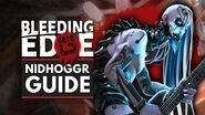BLEEDING EDGE Nidhoggr Guide - Abilities, Supers, Tips & Tricks