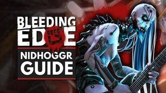 BLEEDING EDGE Nidhoggr Guide - Abilities, Supers, Tips & Tricks
