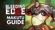 BLEEDING EDGE Makutu Guide - Abilities, Supers, Tips & Tricks