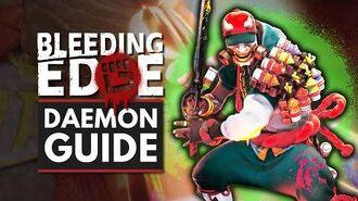 BLEEDING EDGE Daemon Guide - Abilities, Supers, Tips & Tricks