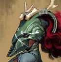 Miko Character Icon
