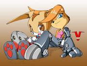 Bunny and Cream