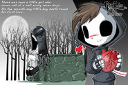 Happy valentine by bleedman