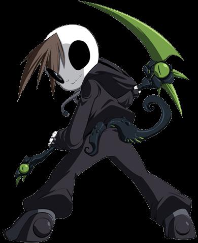 Nergal Jr True Form