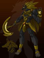 Phantom monarch megiddo by dragonman32-d3fp172