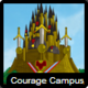 Courage campus icon