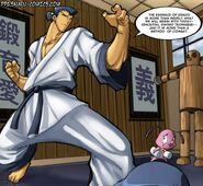 Classroom kendo