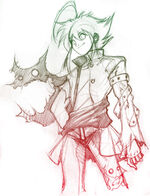 Mink sketch by bleedman