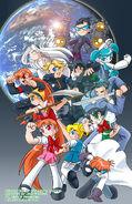PPGD Battle Universe poster by J8d