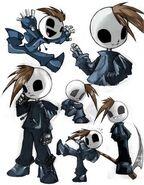 Grim jr orijinal by grimtalesreaper