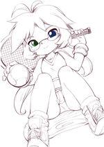 Marble tennis by jorama-d88q6oe