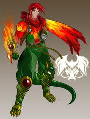 Ailda the hybrid by dragonman32-d2yyu9n