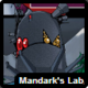 Mandarks lab icon