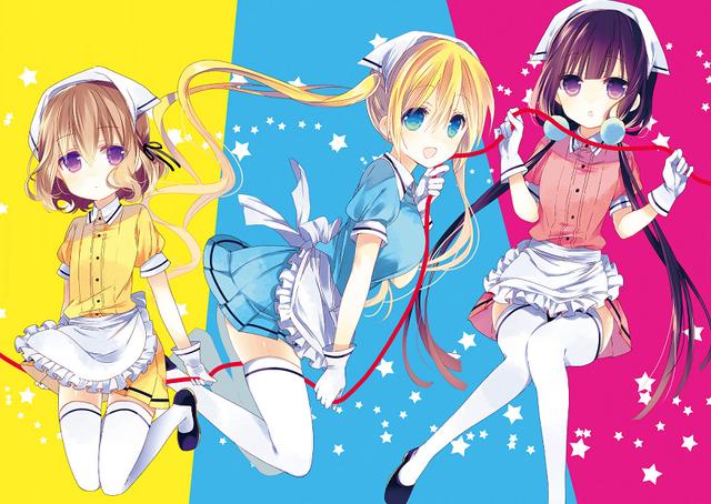 Blends manga header