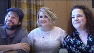 Bless the Harts - Ike Barinholtz, Jillian Bell, and Emily Spivey Interview