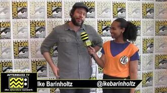 Ike Barinholtz Talks Trump Bless the Harts SDCC 2019