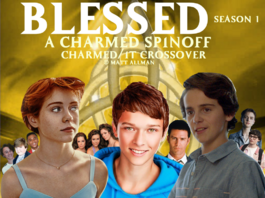 BLESSED SEASON 1 COVER - DO NOT STEAL - COPYWRITTEN MATT