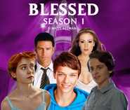 BLESSED - SEASON 1 COVER B - DO NOT STEAL - MATT COPYWRITTEN
