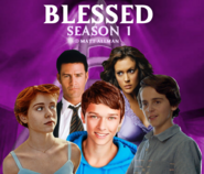 BLESSED - SEASON 1 COVER C - DO NOT STEAL - COPYWRITTEN MATT