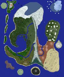Clean Map