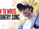 How to Write a Country Song (In 5 Minutes or Less)